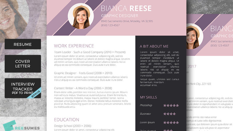resume cover letter ingenious-original